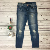 Medium Wash Traditional Denim Jean
