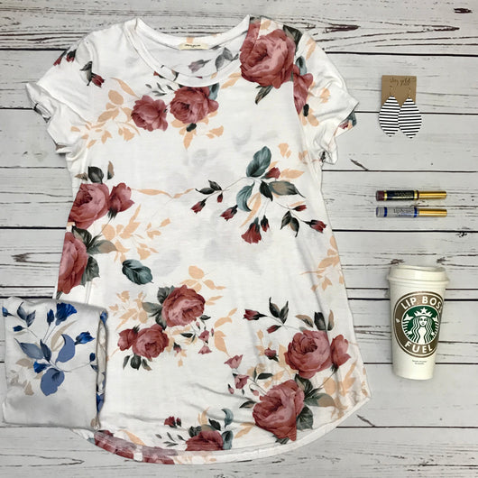 Signature Floral Tee