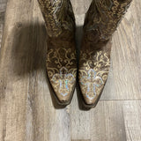 Corral Cross Cowboy Boots