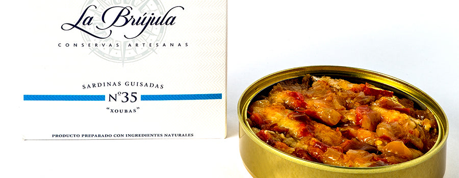 Spanish Gourmet canned food