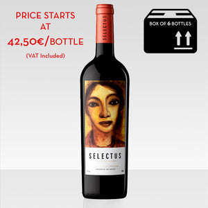 Selectus aljibes red wine