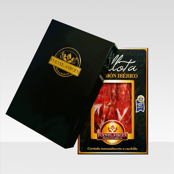 Packet of Iberico Bellota Ham Fuente La Virgen