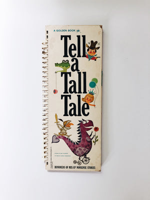 Tell a Tall Tale Book