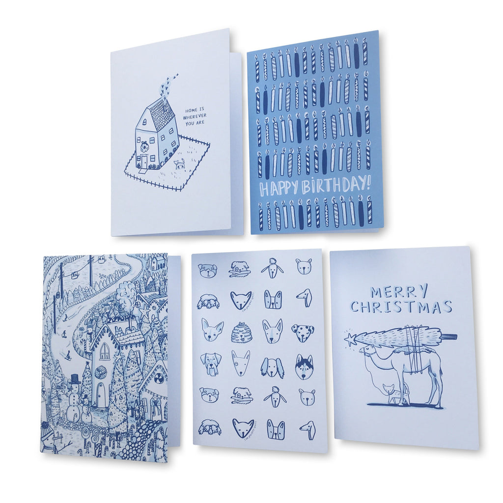 Variety Pack Greeting Cards