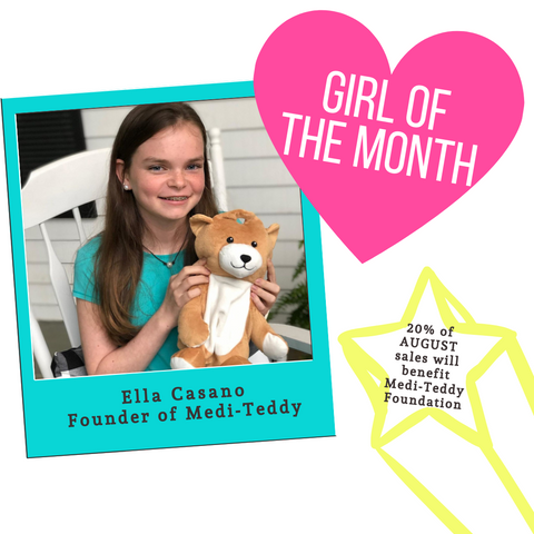 Girl of The Month, Medi-Teddi Ella Casano