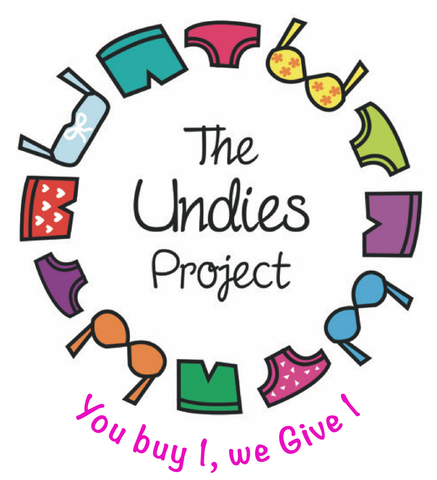 The Undies Project, You buy one we give you