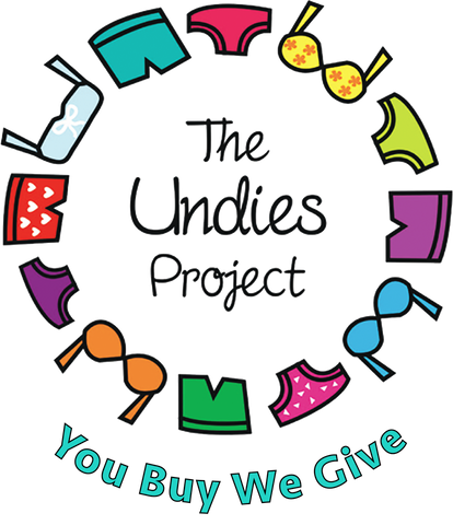 you buy we donate to The Undies Project