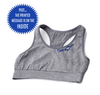 Tween Sports Bra for Girls ~ Grey (on Sale)
