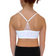 Valentina Girls' Lace Back Bralette ~ Bright White