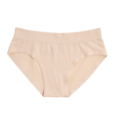Cotton seamless Girls Underwear Nude