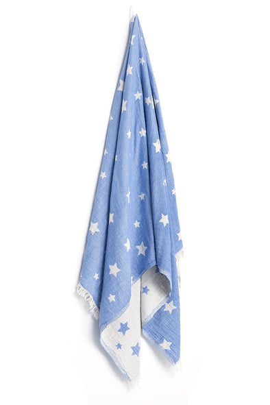 Star Studded Beach Towel