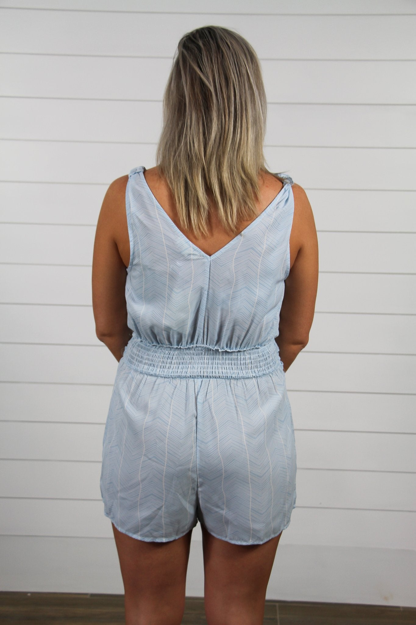 Take Chances Romper