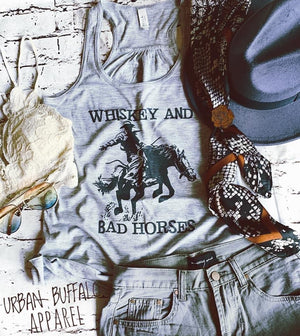 Whiskey & Bad Horses