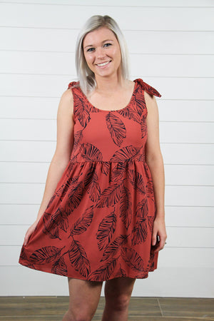 Rest and Relax Dress