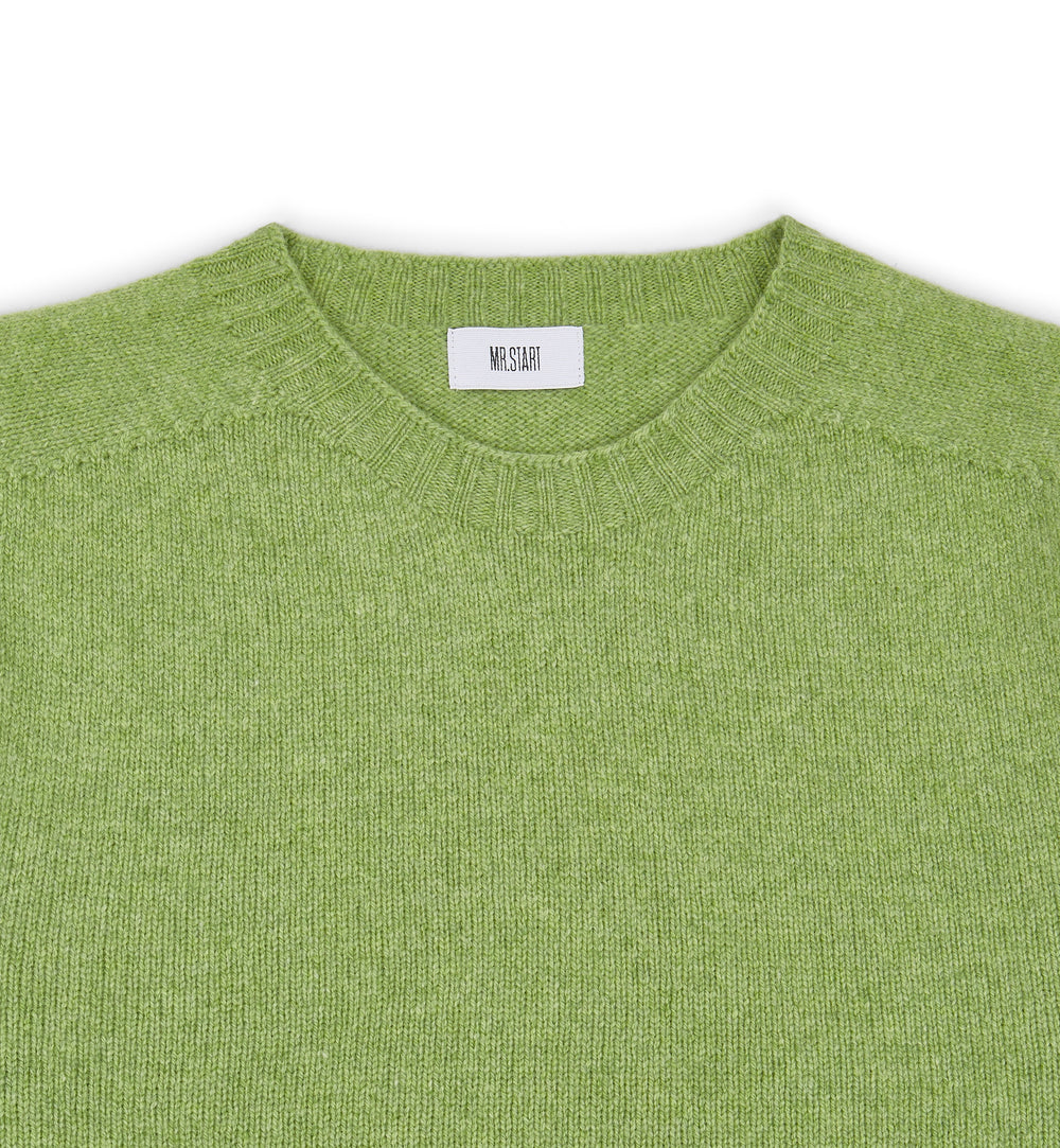 Foliale Kilbirnie Geelong Crew Neck Sweater