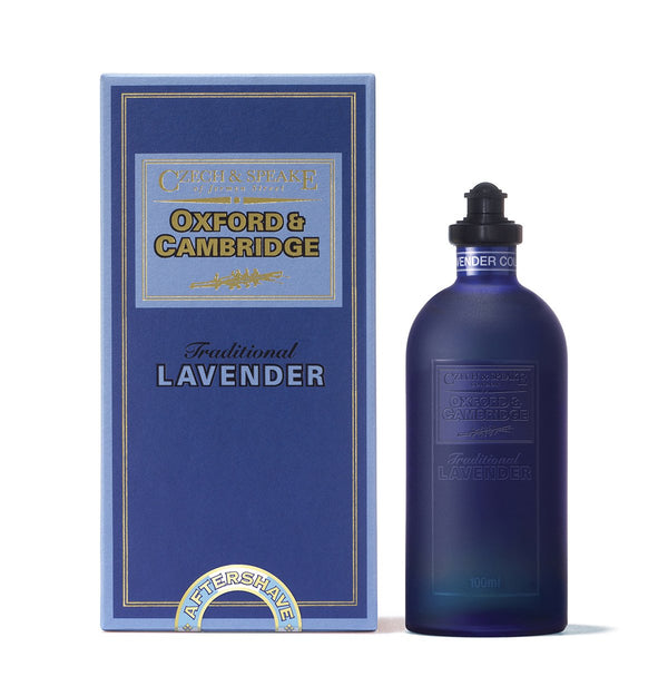 Czech & Speake Oxford & Cambridge Lavender Cologne Spray 100ml