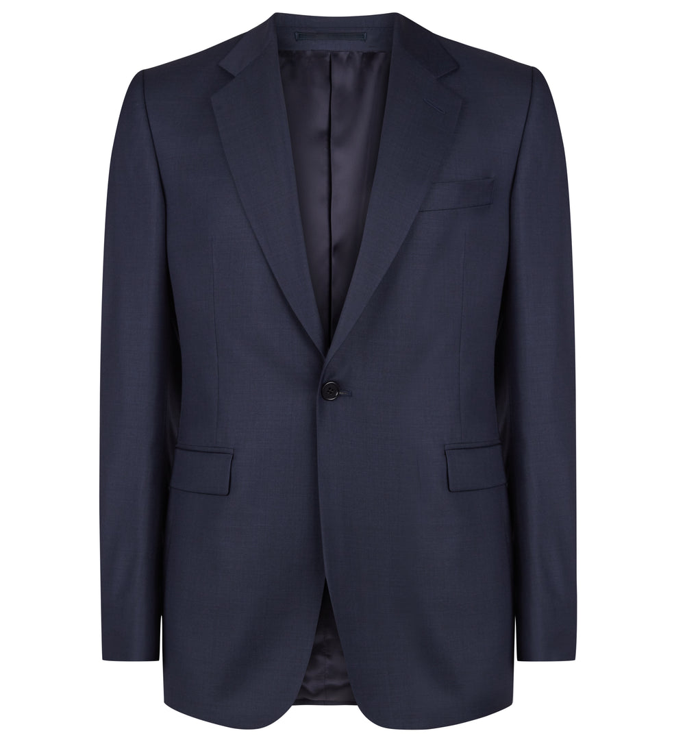 Leonard Travel Suit in Slate Grey