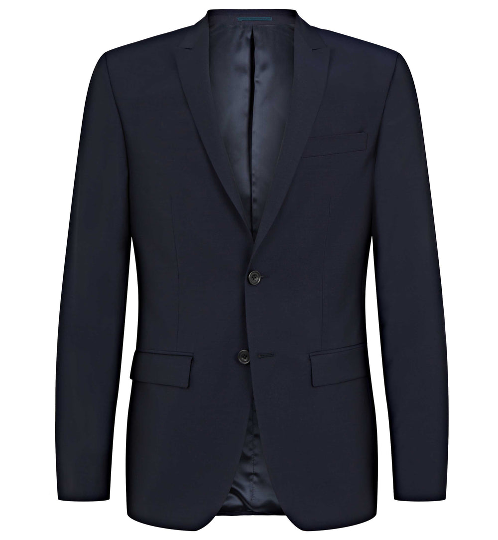 Rivington Mini Peak 2pc Suit in Dark Navy