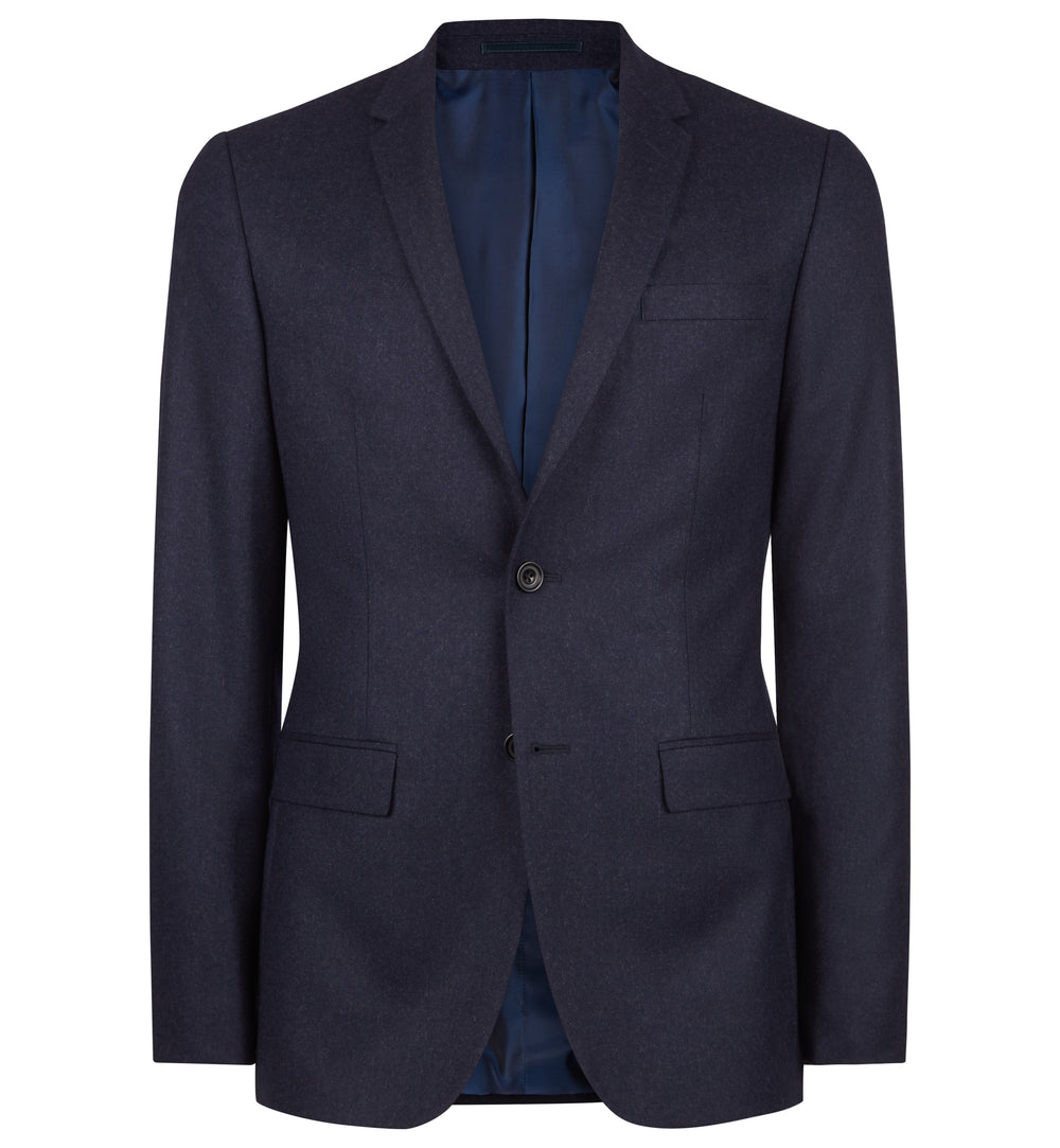 Rivington Air Force Blue Flannel Suit