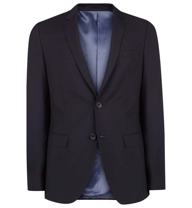 The Rivington in Dark Navy Mohair