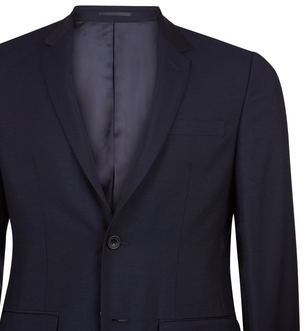 The Rivington Suit in Navy Wool & Mohair