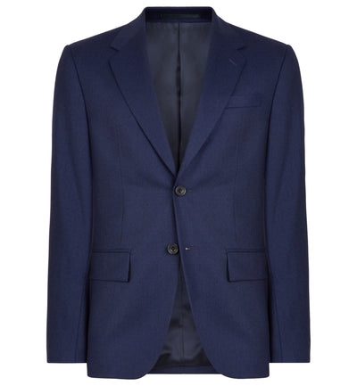 Hoxton True Blue Flannel Suit