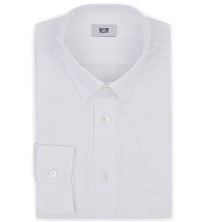 Bower Shirt in Classic White