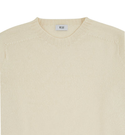 Kilbirnie Geelong Crew Neck Sweater in Coyote