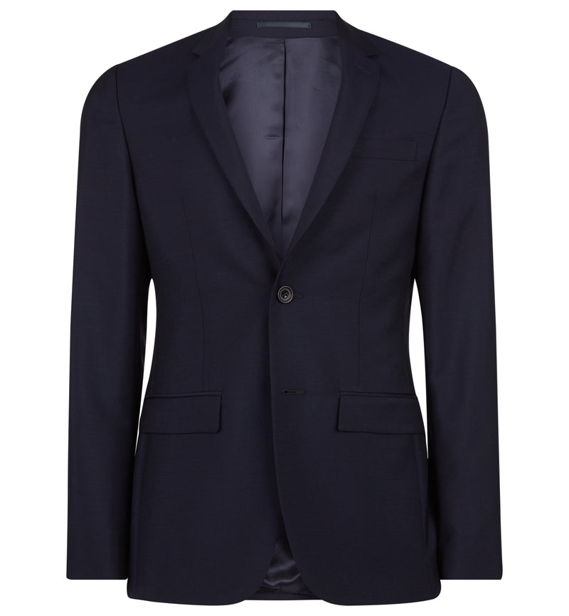 The Rivington in Navy Wool & Mohair