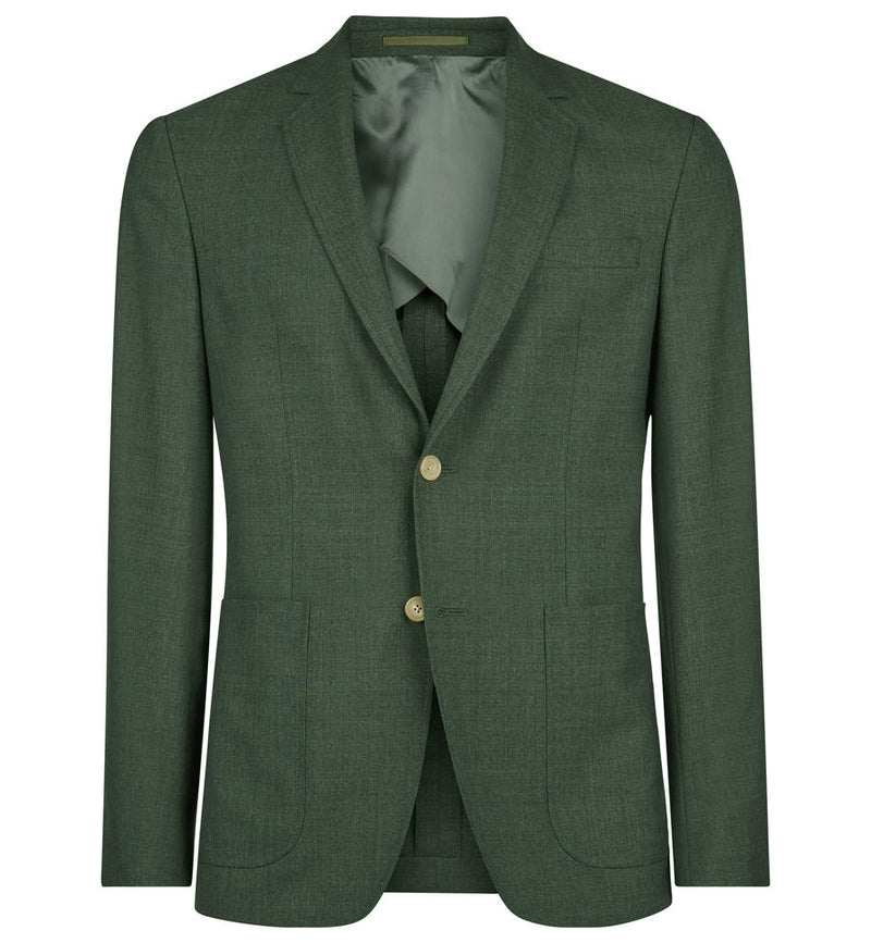 Spring Green Pitfield Suit