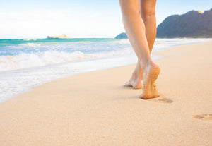 arch support insoles make you feel like walking on the beach