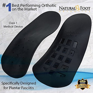 Natural Foot Orthotics Slim Stabilizer Orthotics Packaging