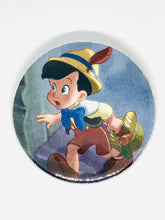 Pinocchio Buttons