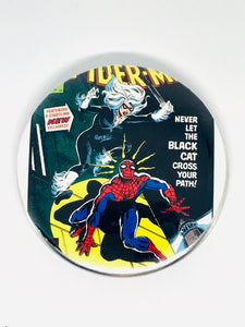 Spiderman Buttons