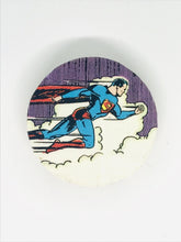 Superman Wood Pins