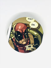 Deadpool Wood Pins