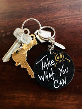 Fight Like A Woman Keychain