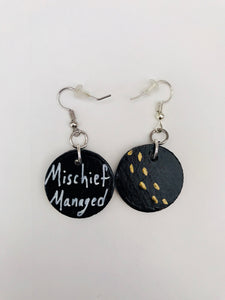 Mischief Managed Earrings