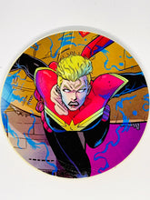 Captain Marvel Coaster