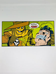 Scarecrow Magnet
