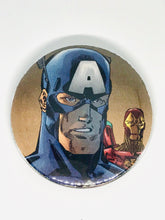Captain America Buttons