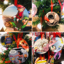 Bleach Ornament
