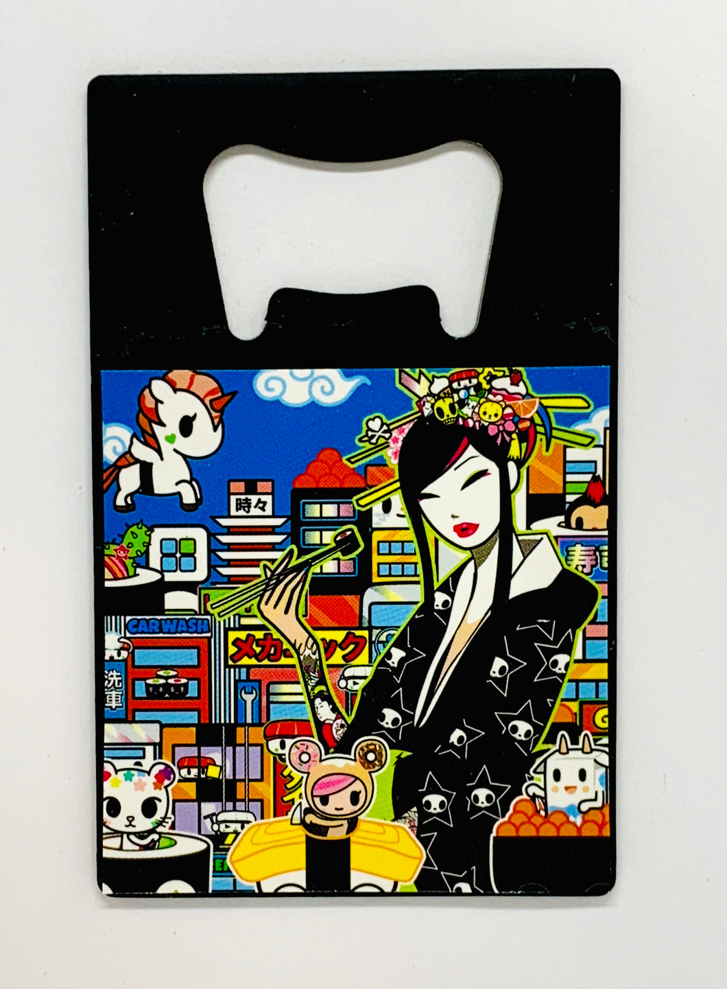 Tokidoki Bottle Opener