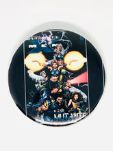 XMen Button