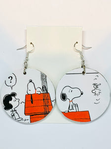 Peanuts Earrings