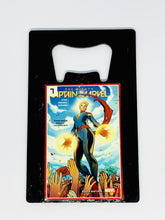 Captain Marvel Bottle Opener