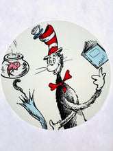 Cat in the Hat Coaster
