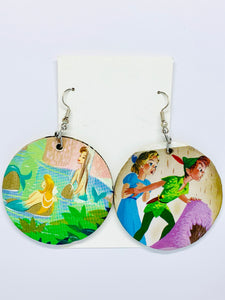 Peter Pan Earrings
