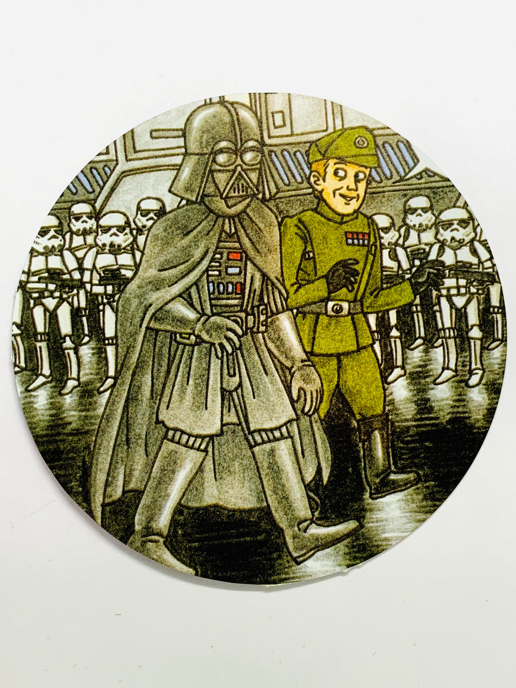 Star Wars Coaster