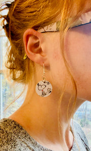 Nightmare Before Christmas Earrings